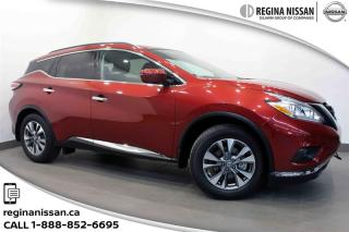 Used 2016 Nissan Murano SV AWD CVT One Owner!!! Only 24,000kms!!! for sale in Regina, SK