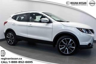 Used 2018 Nissan Qashqai SL AWD CVT (2) Nissan CPO Rates as low as 2.39% @ regina nissan for sale in Regina, SK