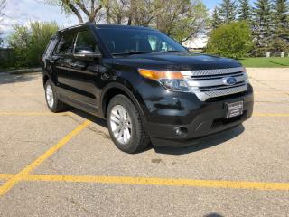 Used 2011 Ford Explorer XLT Alloys, 3.5L V6 4x4 New Tires! for sale in Winnipeg, MB