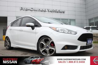 Used 2014 Ford Fiesta ST for sale in Toronto, ON