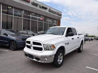 Used 2017 RAM 1500 OUTDOORSMAN TRAILER PACKAGE/ HEMI !! for sale in Concord, ON