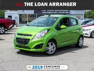 Used 2015 Chevrolet Spark for sale in Barrie, ON