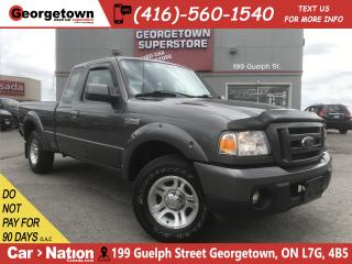 Used 2010 Ford Ranger Sport | 4.0L V6 | RARE | 148K | TOY TRUCK | for sale in Georgetown, ON