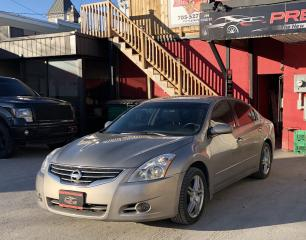 Used 2012 Nissan Altima 2.5 S for sale in Midland, ON