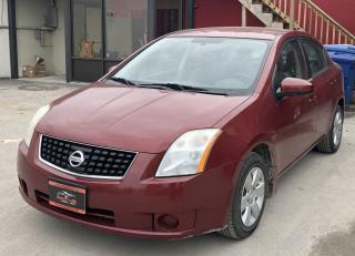 Used 2008 Nissan Sentra 2.0 for sale in Midland, ON