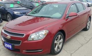Used 2009 Chevrolet Malibu 2LT for sale in Hamilton, ON