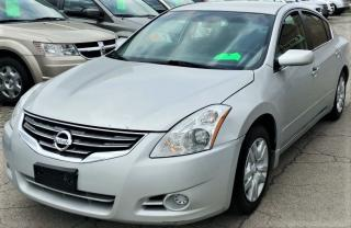 Used 2010 Nissan Altima 2.5 S for sale in Hamilton, ON