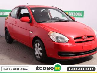 Used 2008 Hyundai Accent L A/c for sale in St-Léonard, QC