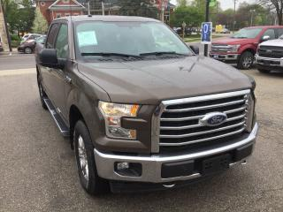 Used 2017 Ford F-150 XTR | 4X4 | One Owner | Bluetooth for sale in Harriston, ON