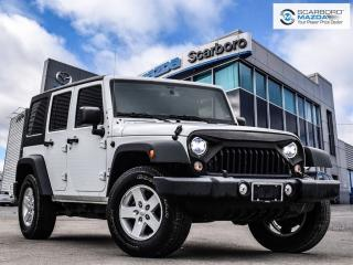 Used 2016 Jeep Wrangler Unlimited Sport|1 OWNER|NO ACCIDENT for sale in Scarborough, ON