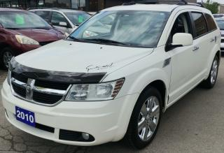 Used 2010 Dodge Journey R/T for sale in Hamilton, ON
