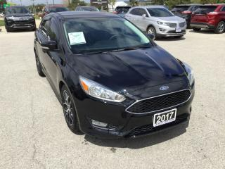 Used 2017 Ford Focus SE | Hatchback | One Owner | Bluetooth for sale in Harriston, ON