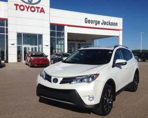 Used 2015 Toyota RAV4 XLE Special Edition for sale in Renfrew, ON