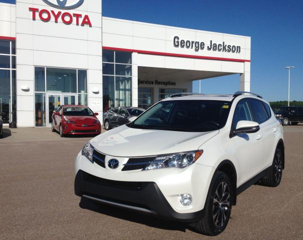 2015 Toyota RAV4 XLE Special Edition