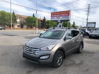 Used 2014 Hyundai Santa Fe Sport Luxury for sale in Toronto, ON
