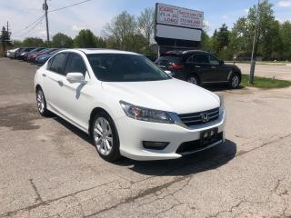 Used 2015 Honda Accord Touring for sale in Komoka, ON