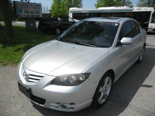 Used 2005 Mazda MAZDA3 GT