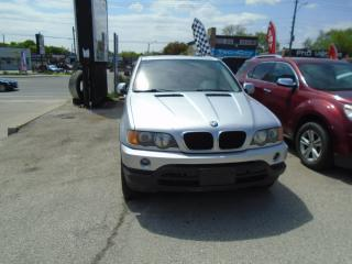 Used 2003 BMW X5 3.0i for sale in Scarborough, ON