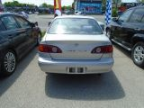 Photo of Silver 2001 Toyota Corolla