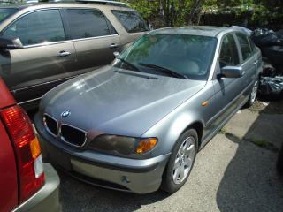Used 2004 BMW 3 Series 320i for sale in Scarborough, ON