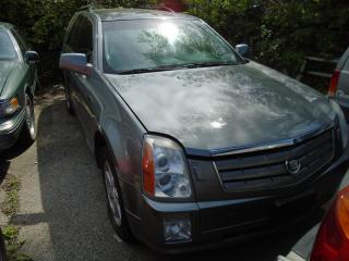 Used 2005 Cadillac SRX V8 for sale in Scarborough, ON