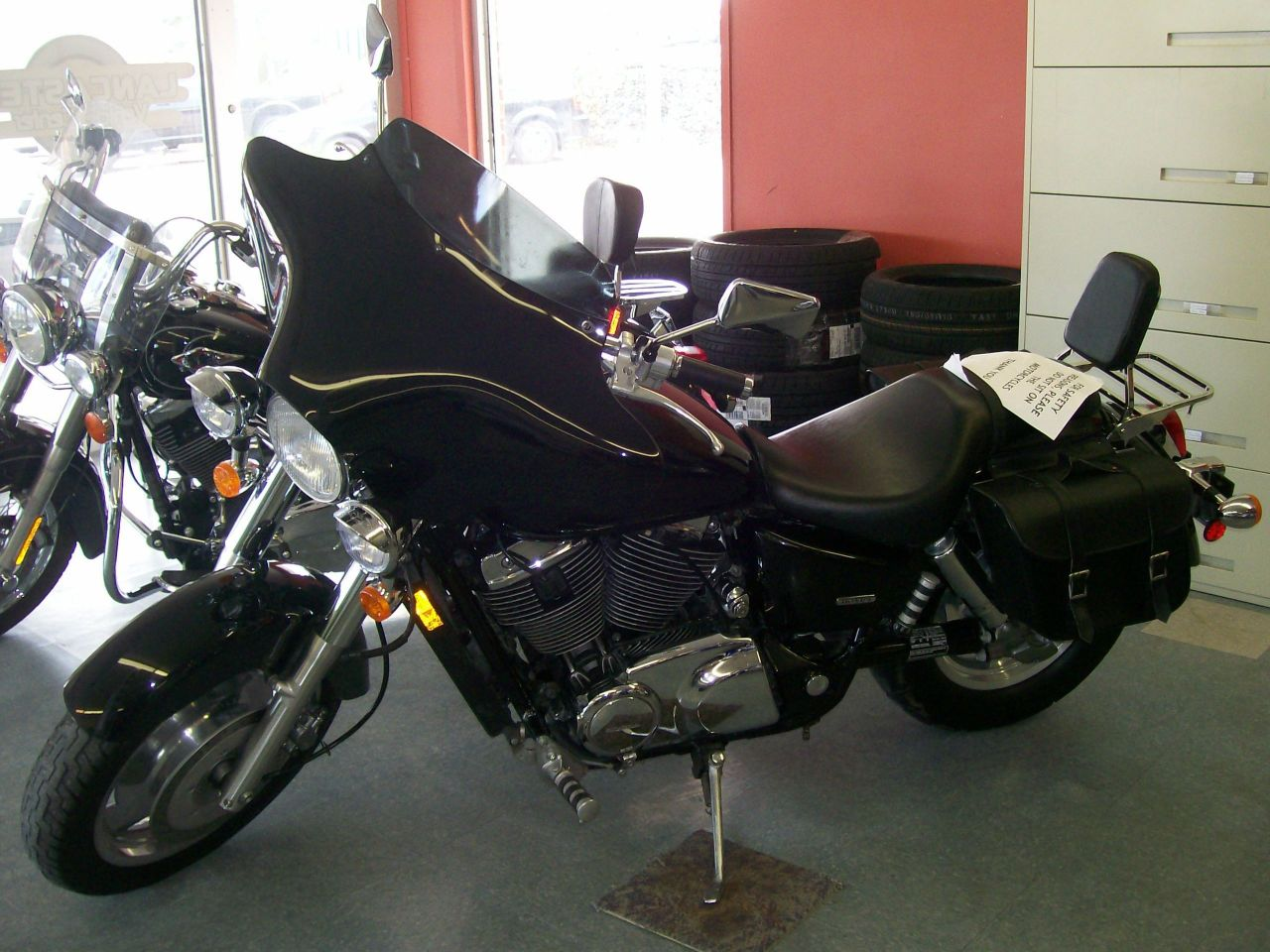 2006 Honda Shadow 1100 Sabre