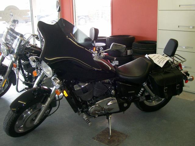 2006 Honda Shadow 1100 Sabre