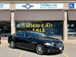 Used 2011 Jaguar XJ XJL Supercharged, Fully Loaded, B Spot for sale in Vaughan, ON