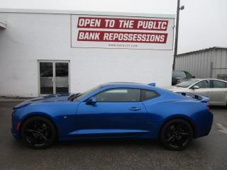 Used 2018 Chevrolet Camaro 2SS for sale in Toronto, ON