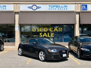 Used 2014 Audi TT 2.0T S line Convertible, Only 32K km for sale in Vaughan, ON