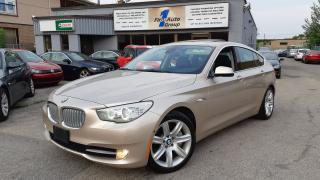 Used 2010 BMW 5 Series 550i GRAN TURISMO for sale in Etobicoke, ON