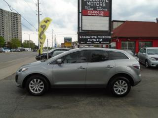 Used 2011 Mazda CX-7 GX/ SUPER CLEAN / NEW BRAKES / CERTIFIED / ALLOYS for sale in Scarborough, ON