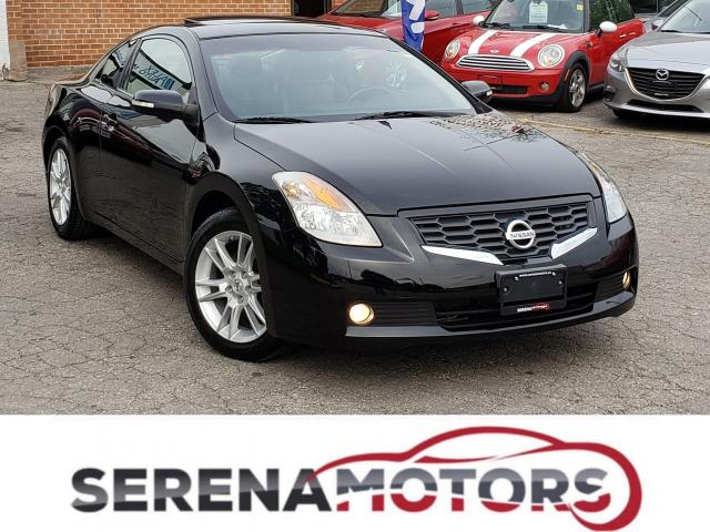 2008 Nissan Altima 3.5 SE | AUTO | FULLY LOADED | NO ACCIDENTS