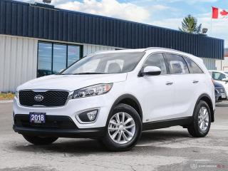 Used 2018 Kia Sorento LX,AWD,LOW KMS,R/V CAM,ECO/SPORT for sale in Barrie, ON