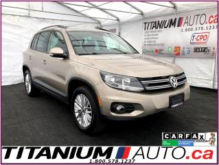 Used 2016 Volkswagen Tiguan SE+4Motion+GPS+Camera+Pano Roof+Apple & Android+++ for sale in London, ON