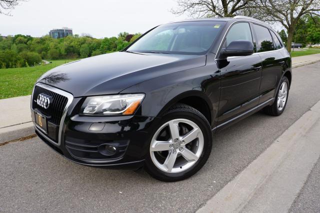 2010 Audi Q5 3.2 Premium Plus / 1 OWNER / SUPER CLEAN / LOADED