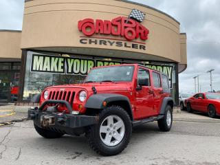 Used 2008 Jeep Wrangler X+LOADED+WINCH for sale in Toronto, ON