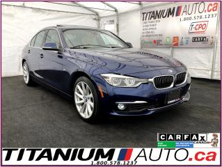 Used 2016 BMW 3 Series 328i xDrive+360 Camera+GPS+Blind Spot+Heads Up Dis for sale in London, ON