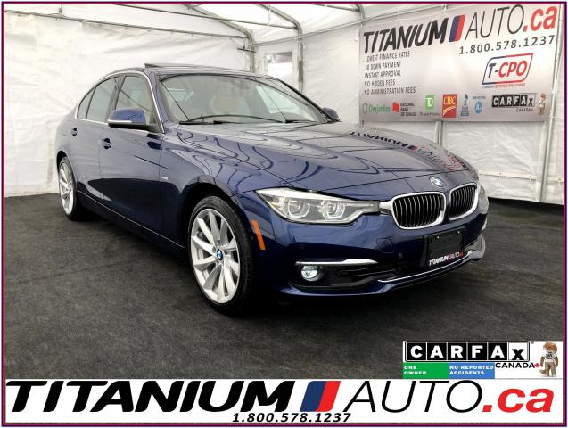 2016 BMW 3 Series 328i xDrive+360 Camera+GPS+Blind Spot+Heads Up Dis