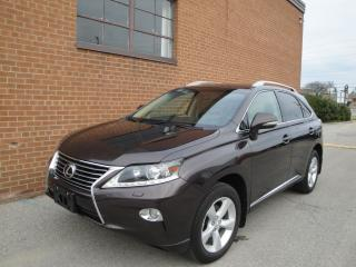 Used 2013 Lexus RX 350 LEATHER-SUNROOF/REAR VIEW CAM  CAMERA for sale in Oakville, ON