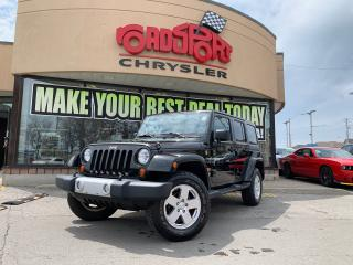 Used 2012 Jeep Wrangler Sahara+LOADED+ONE OWNER for sale in Toronto, ON