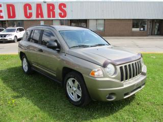 Used 2008 Jeep Compass Sport~ALLOY WHEELS~REMOTE START~CERTIFIED for sale in Toronto, ON