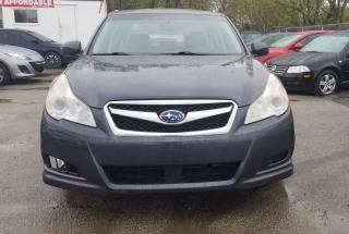 Used 2010 Subaru Legacy for sale in Mississauga, ON