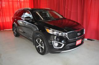 Used 2017 Kia Sorento EX | AWD | Leather | V6 | 7 Pass for sale in Listowel, ON