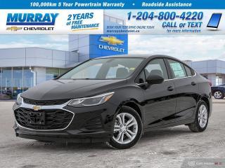 Used 2019 Chevrolet Cruze LT for sale in Winnipeg, MB