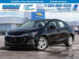 New 2019 Chevrolet Cruze LT for sale in Winnipeg, MB
