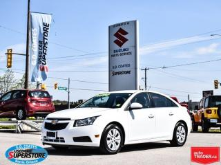 Used 2013 Chevrolet Cruze LT Turbo for sale in Barrie, ON