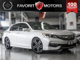 Used 2017 Honda Accord LEATHER | SUNROOF | NAVIGATION for sale in North York, ON