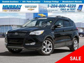 Used 2013 Ford Escape *Heated Seats, Bluetooth, Climate Control* for sale in Winnipeg, MB