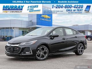 New 2019 Chevrolet Cruze LT for sale in Winnipeg, MB